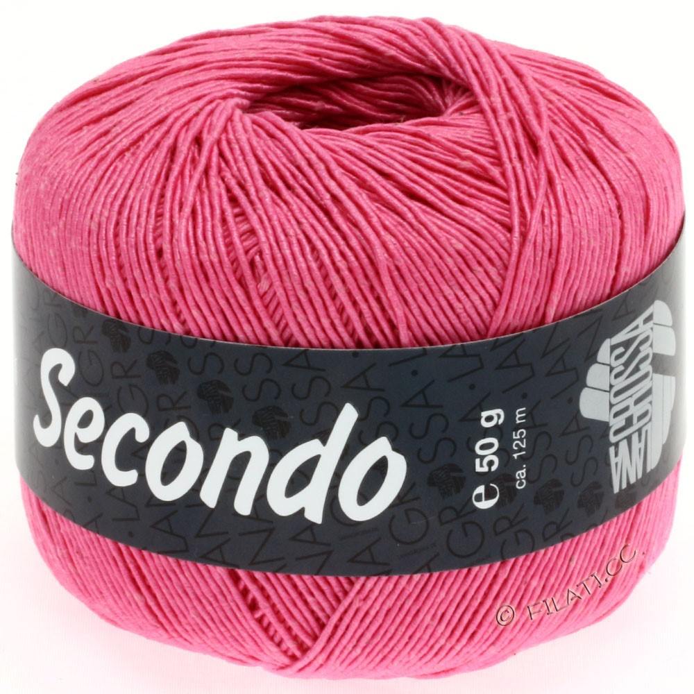 Lana Grossa SECONDO uni (Auslauffarben)