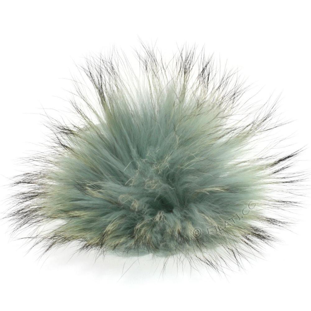 FELLPOMPON Finnraccoon Pastell | 603-Jade
