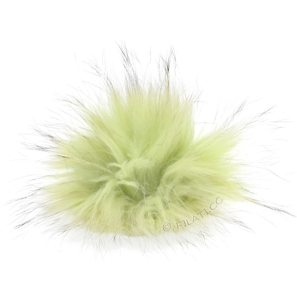 FELLPOMPON Finnraccoon Pastell | 604-Mint