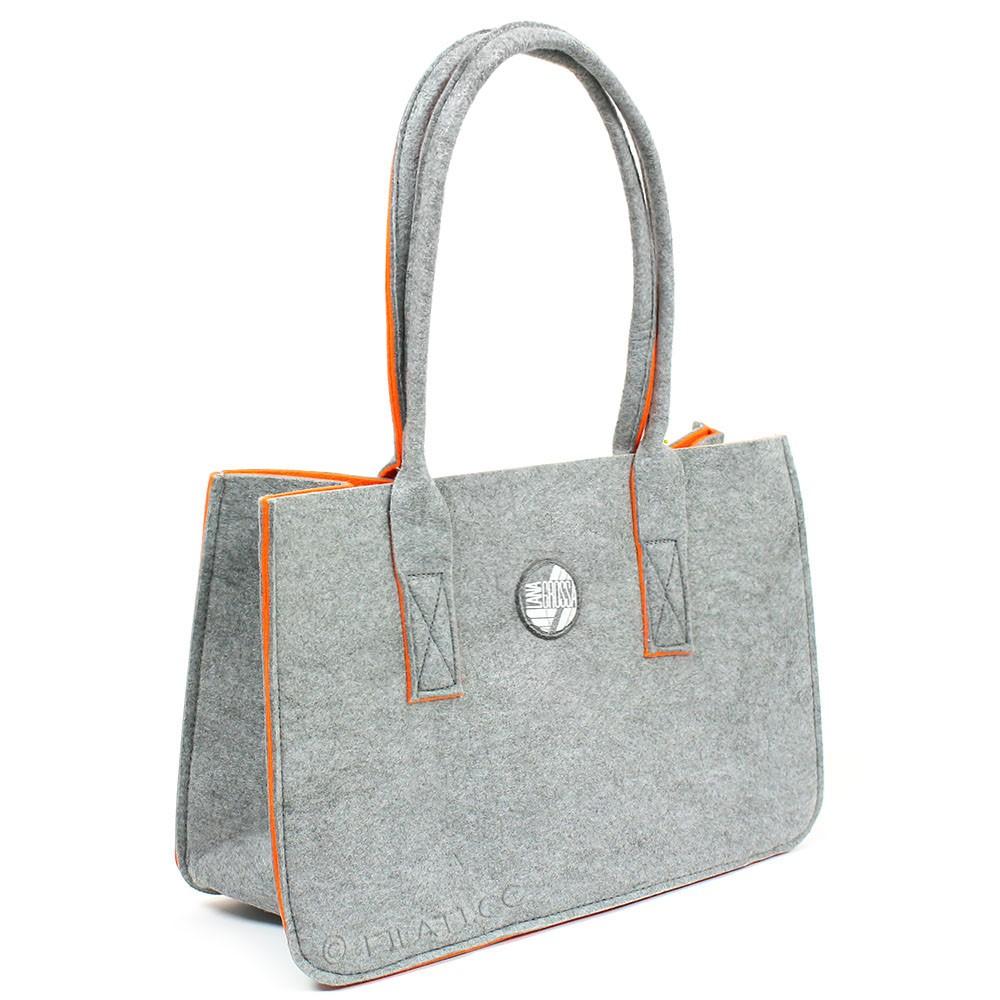 XL-Shopper | 02-Grau/Orange