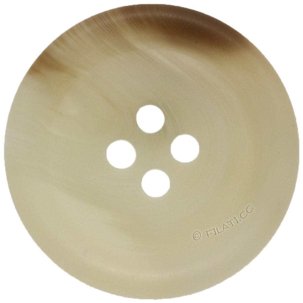 UNION KNOPF 39145/23mm | 16-Graubeige