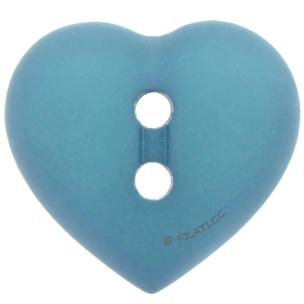 UNION KNOPF 43058/15mm   64-blau