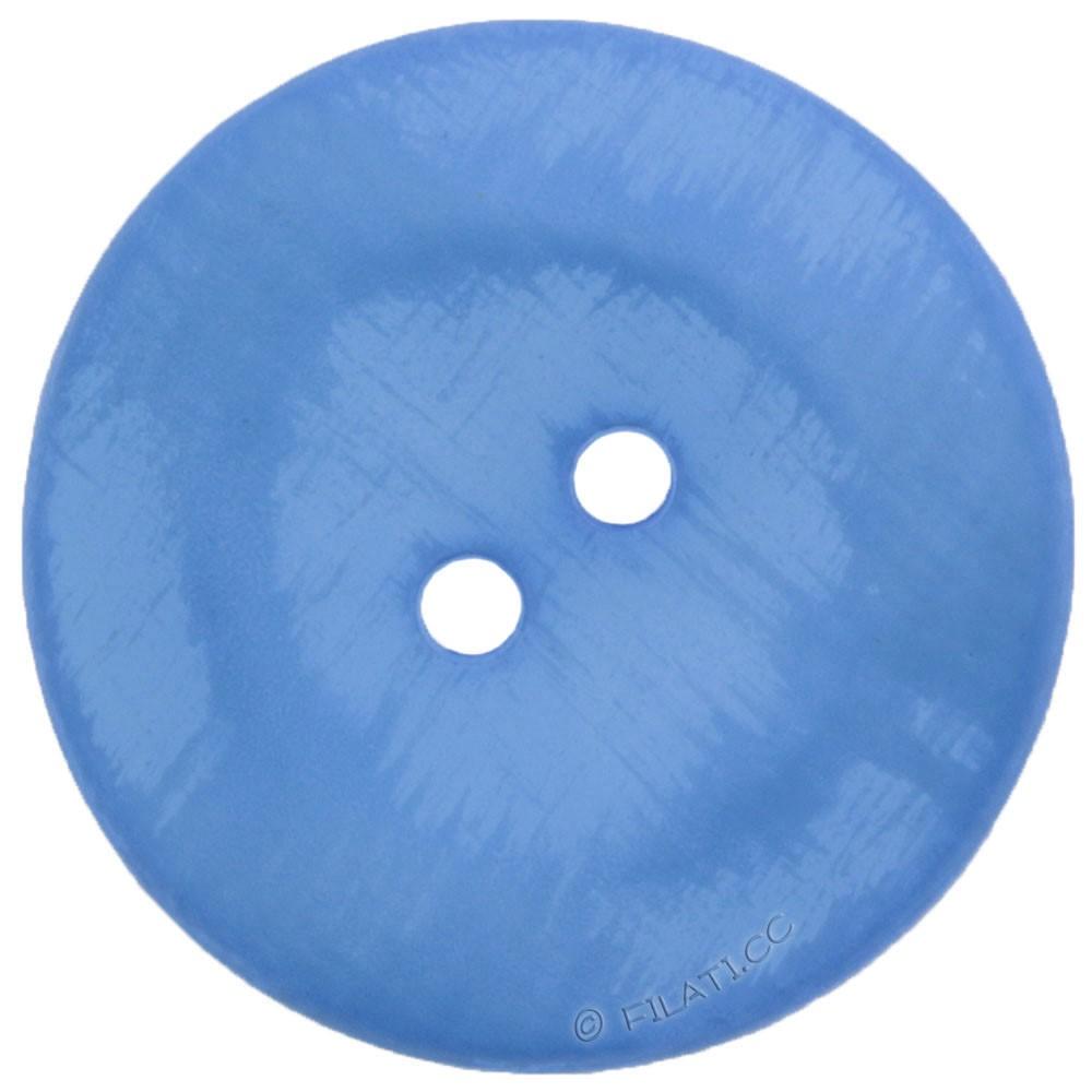 UNION KNOPF 451439/23mm | 70-Hellblau meliert
