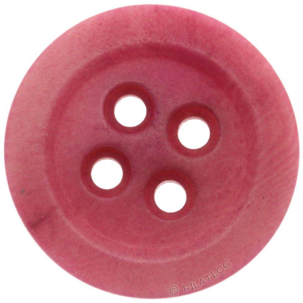 UNION KNOPF 451498/18mm | 56-Rosa