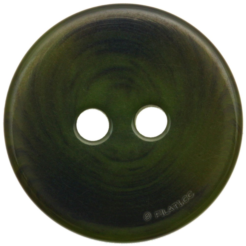 UNION KNOPF 451652/30mm | 28-Grün/Schwarz
