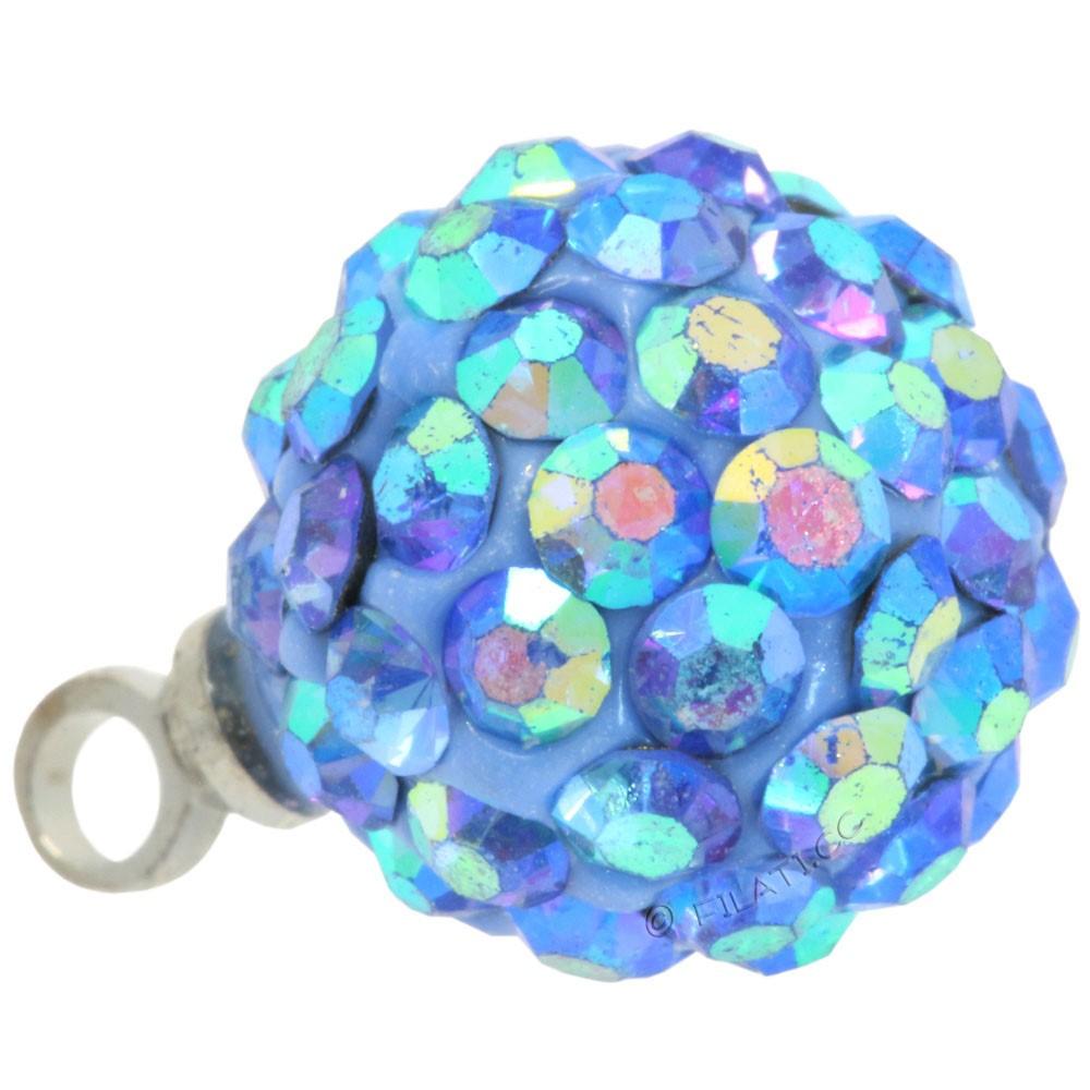 UNION KNOPF 452070/10mm | 66-Blau
