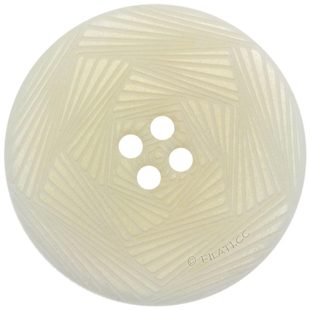 UNION KNOPF 452270/28mm | 12-Weiß