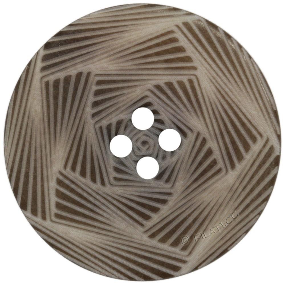 UNION KNOPF 452270/28mm | 22-Braun