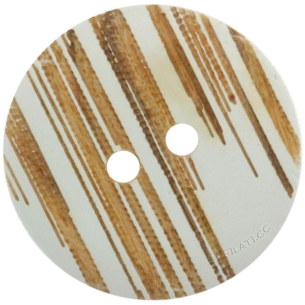 UNION KNOPF 452272/15mm | 12-Weiß