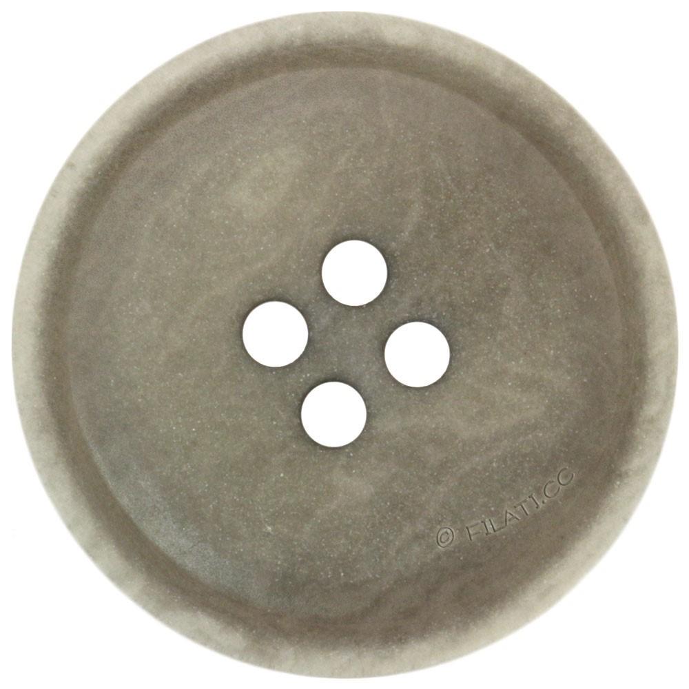 UNION KNOPF 452493/23mm | 76-Grau