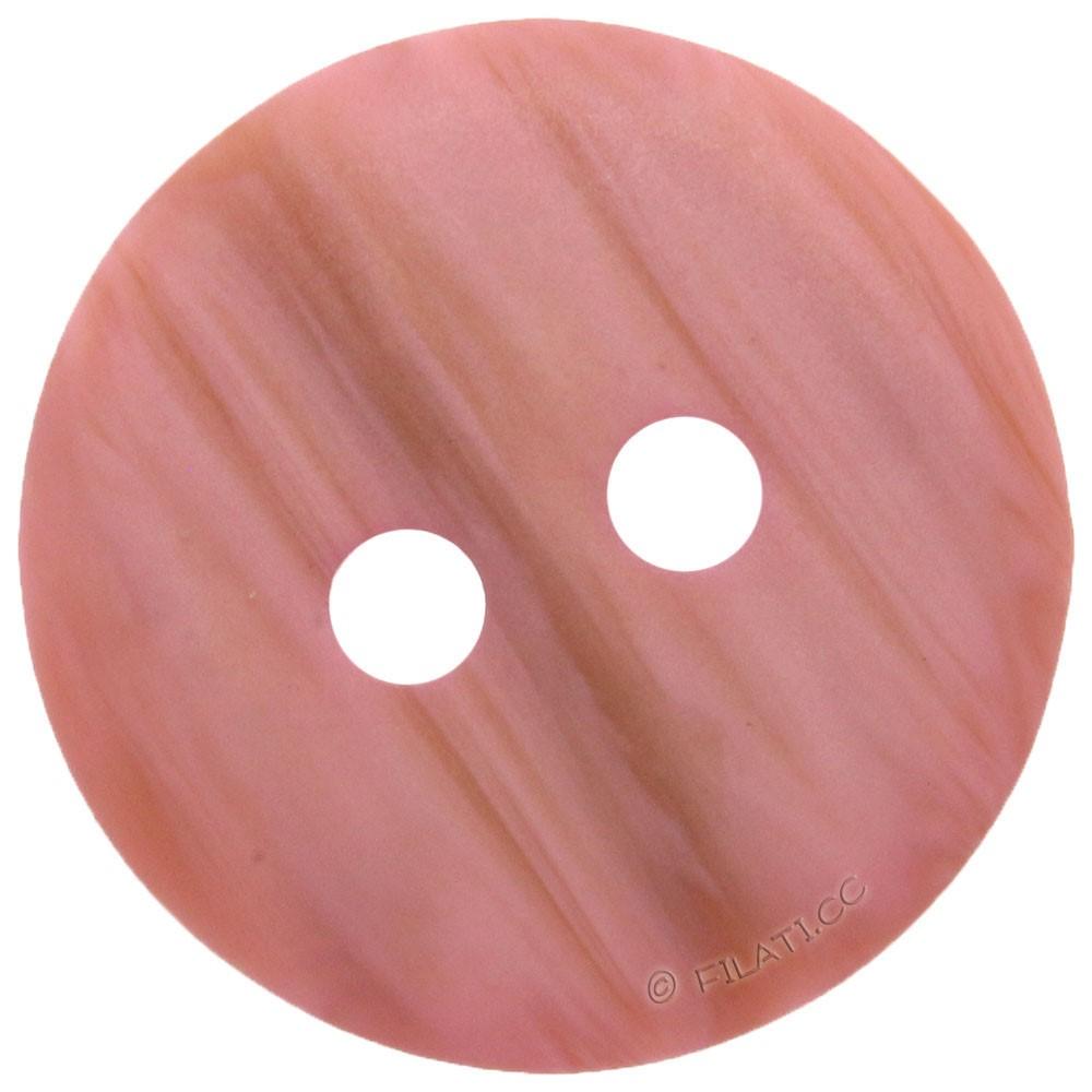 UNION KNOPF 452699/15mm | 46-Rosa