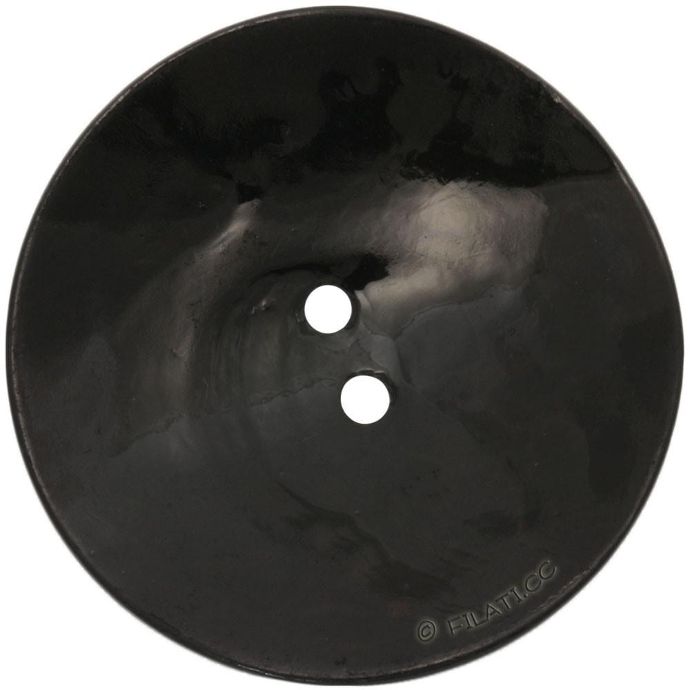UNION KNOPF 46286/34mm | 80-Schwarz