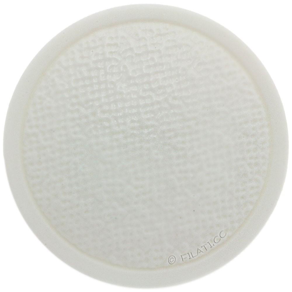 UNION KNOPF 46839/23mm | 12-Weiß