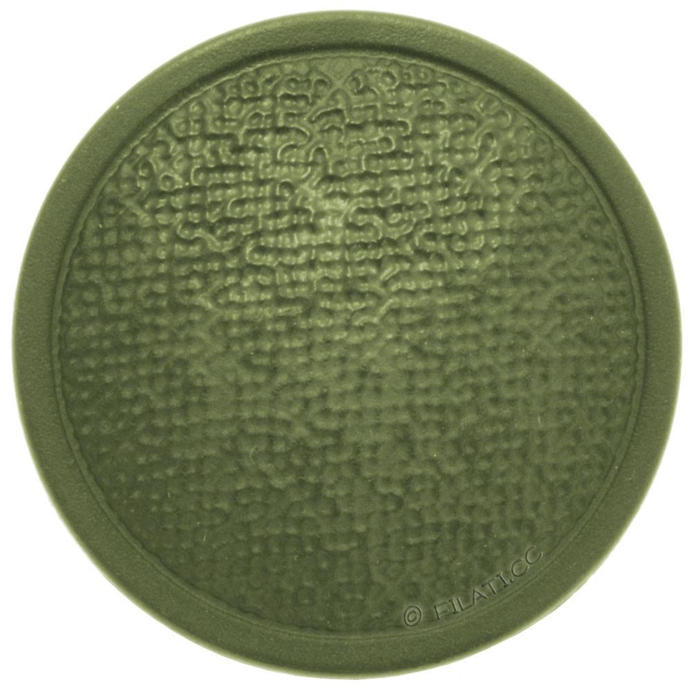UNION KNOPF 46839/23mm | 36-Oliv