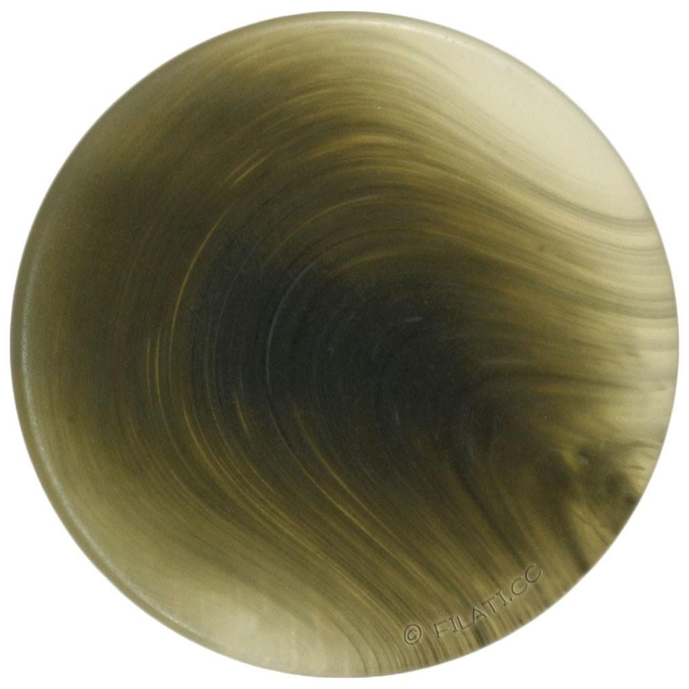 UNION KNOPF 48246/18mm | 36-Olivgrün