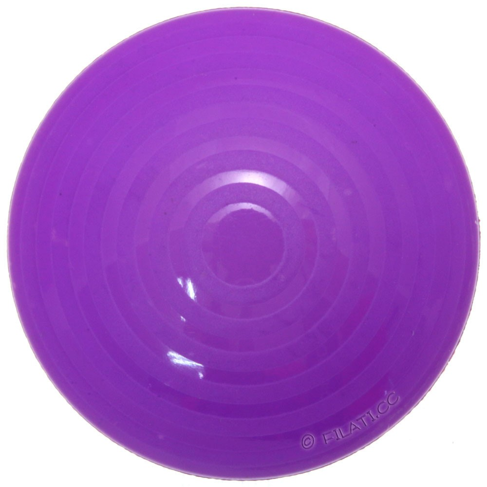 UNION KNOPF 48481/23mm | 60-lila
