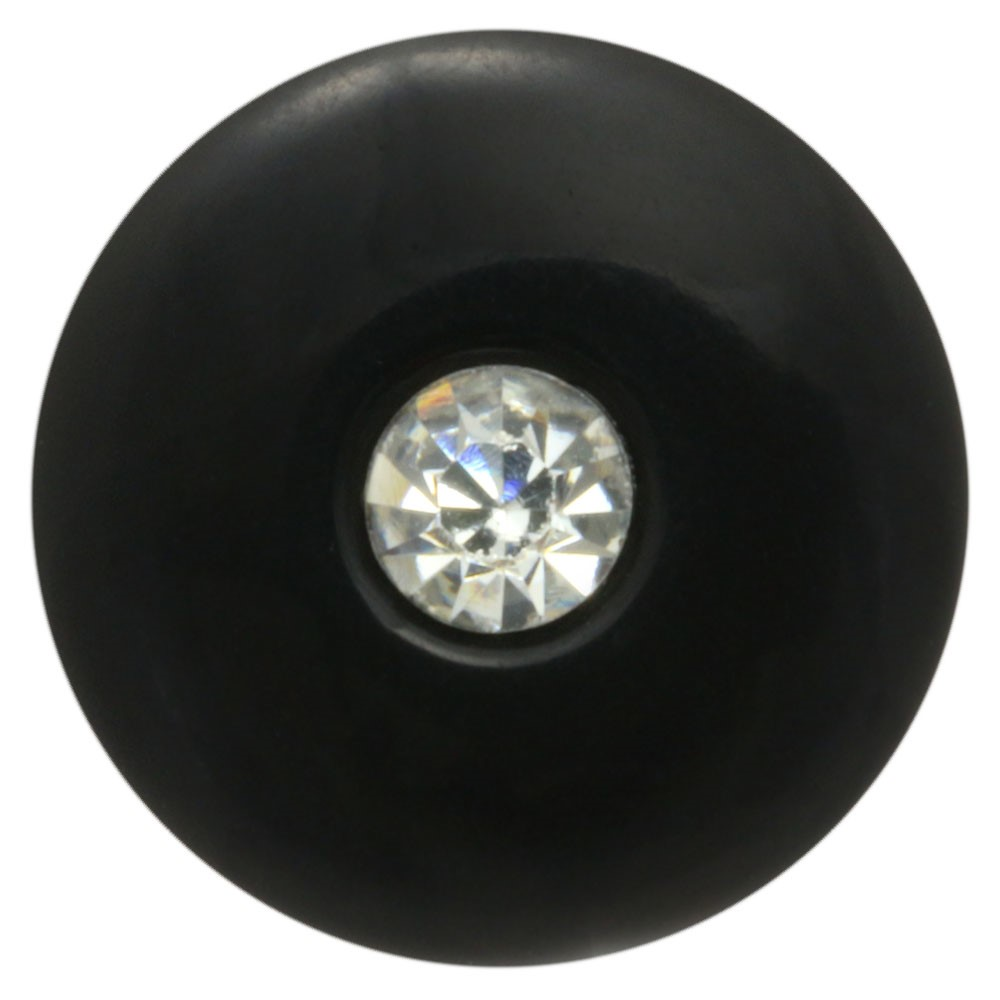 UNION KNOPF 48582/15mm | 80-schwarz