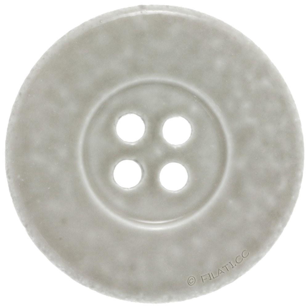 UNION KNOPF 49706/23mm | 74-hellgrau