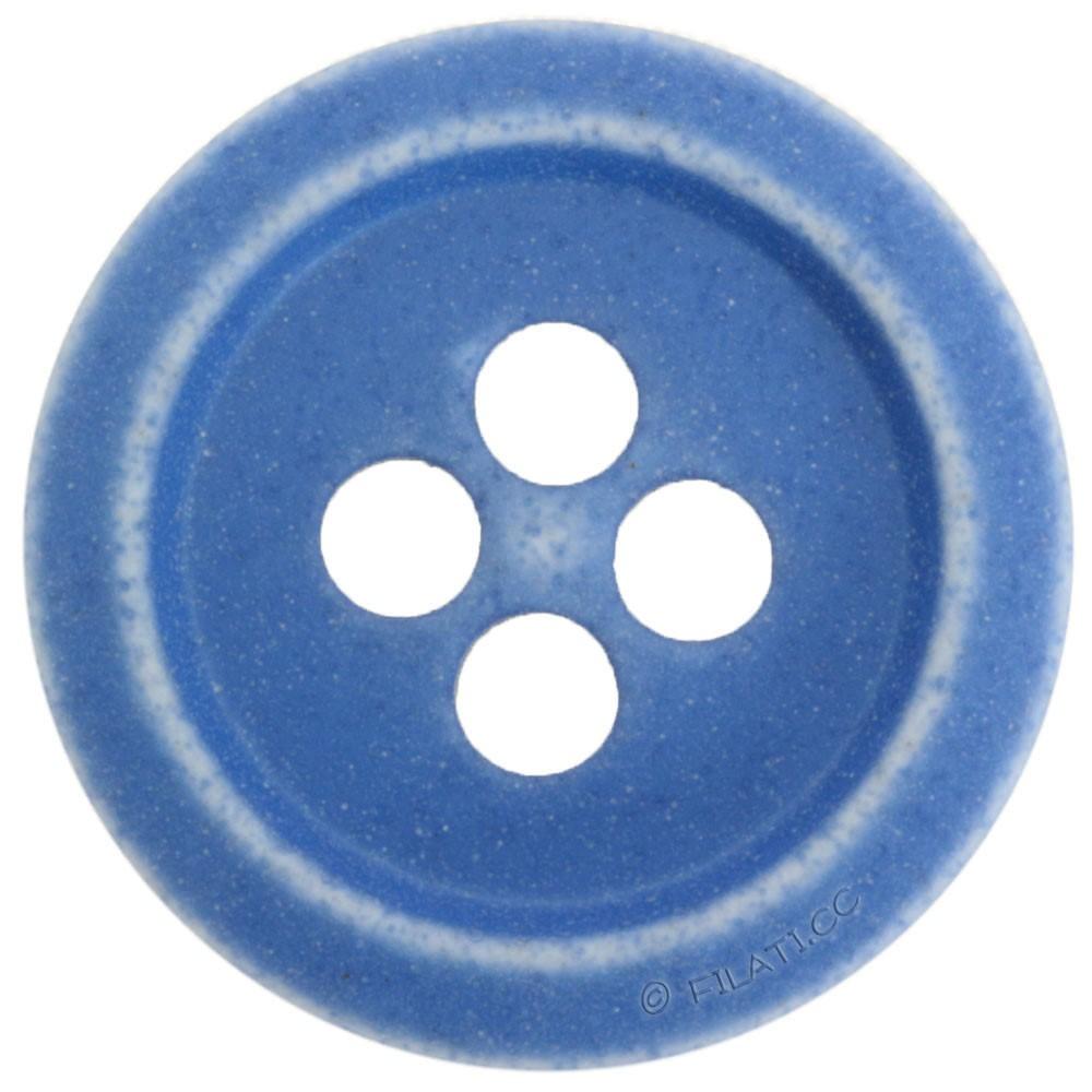 UNION KNOPF 49739/20mm | 70-blau