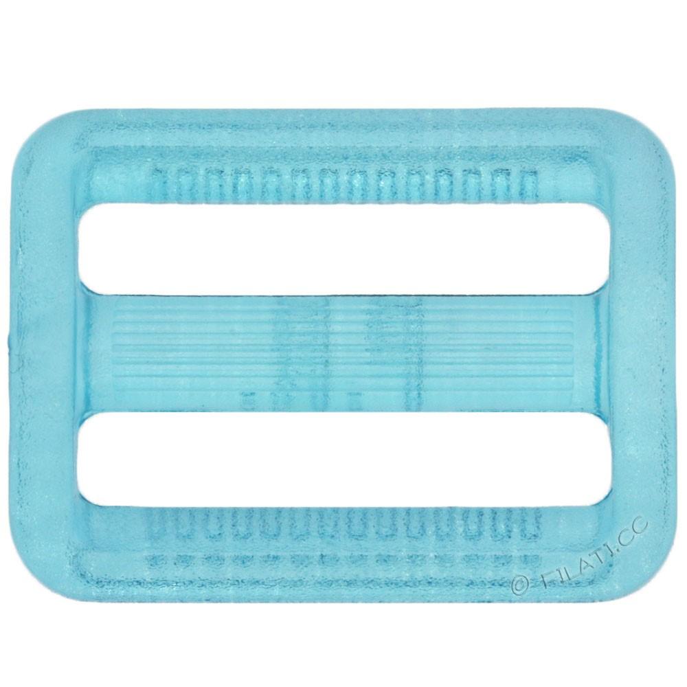 Versteller für Gurtband 500288/25mm | 70-Blau
