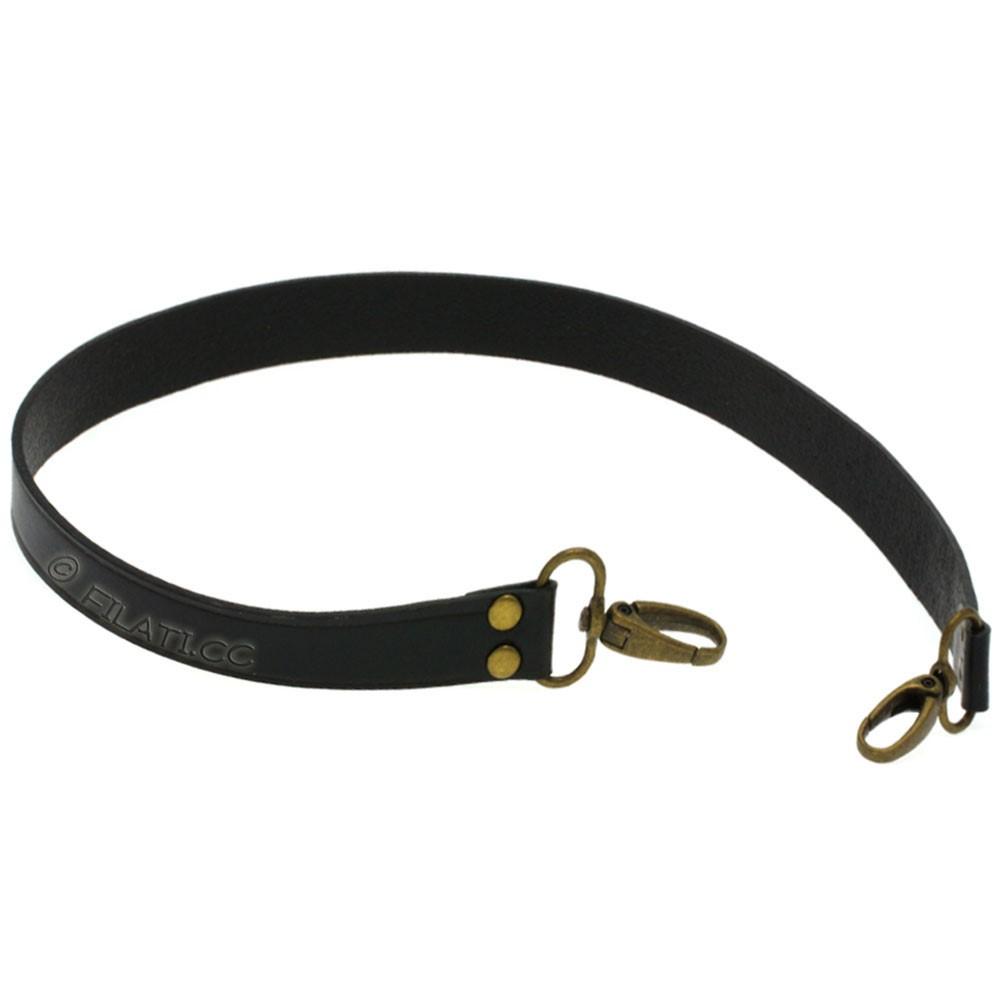Taschenhenkel 59974   80-schwarz