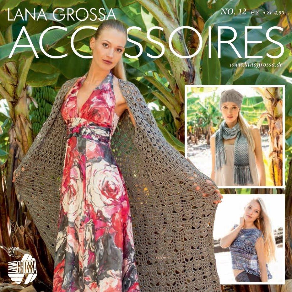 Lana Grossa FILATI Accessoires No. 12
