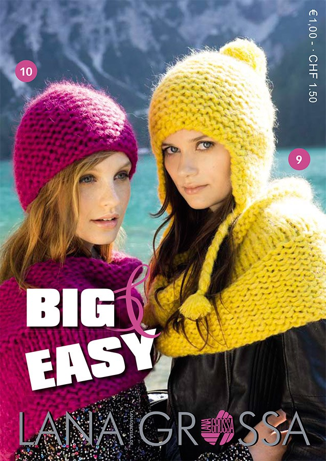 Lana Grossa Big & Easy Folder No. 3