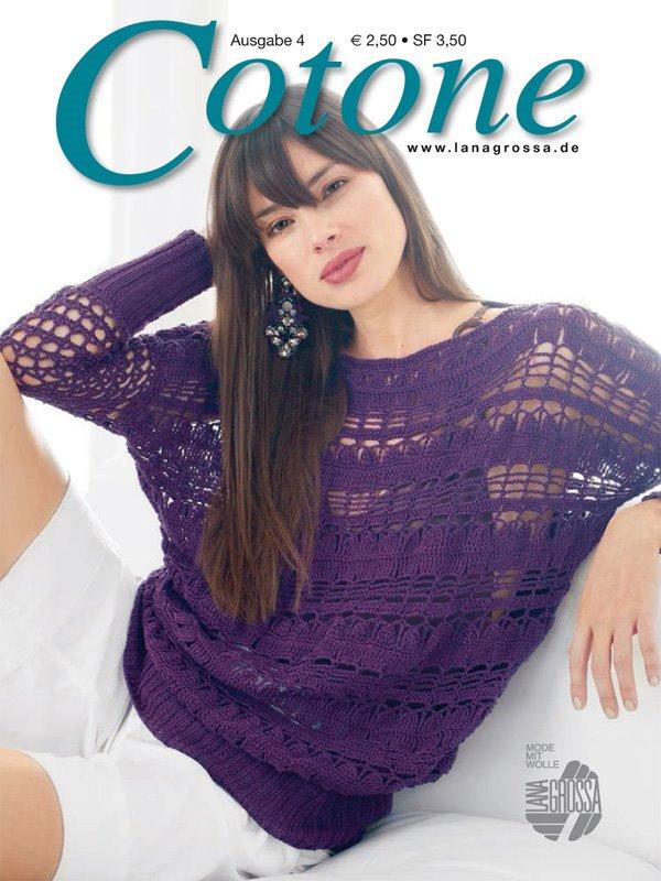 Lana Grossa COTONE No. 4