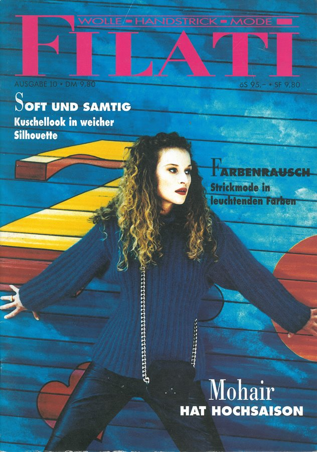 Lana Grossa FILATI No. 10 (Winter 94/95)