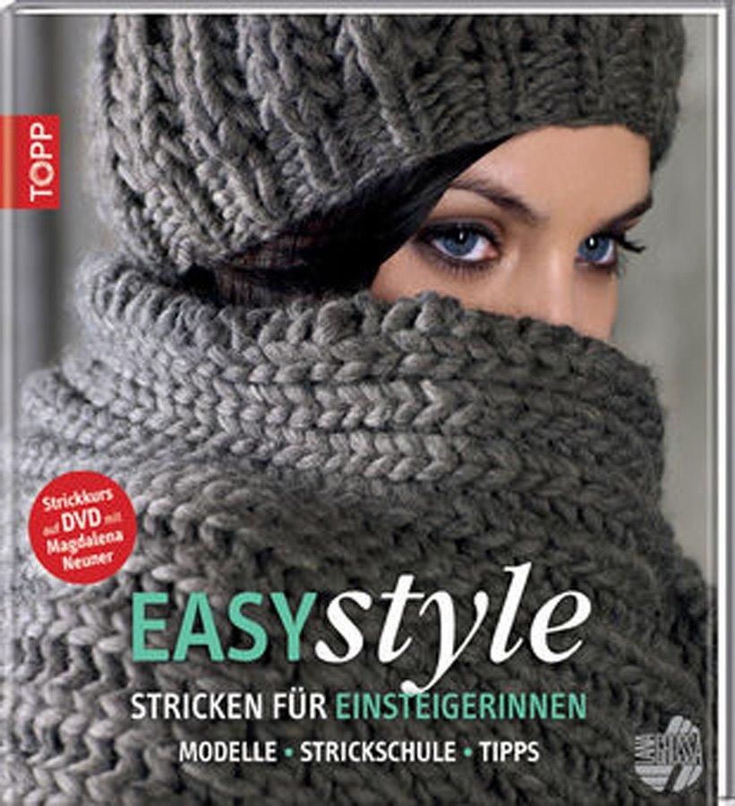 Lana Grossa EASYSTYLE - BUCH inkl. DVD