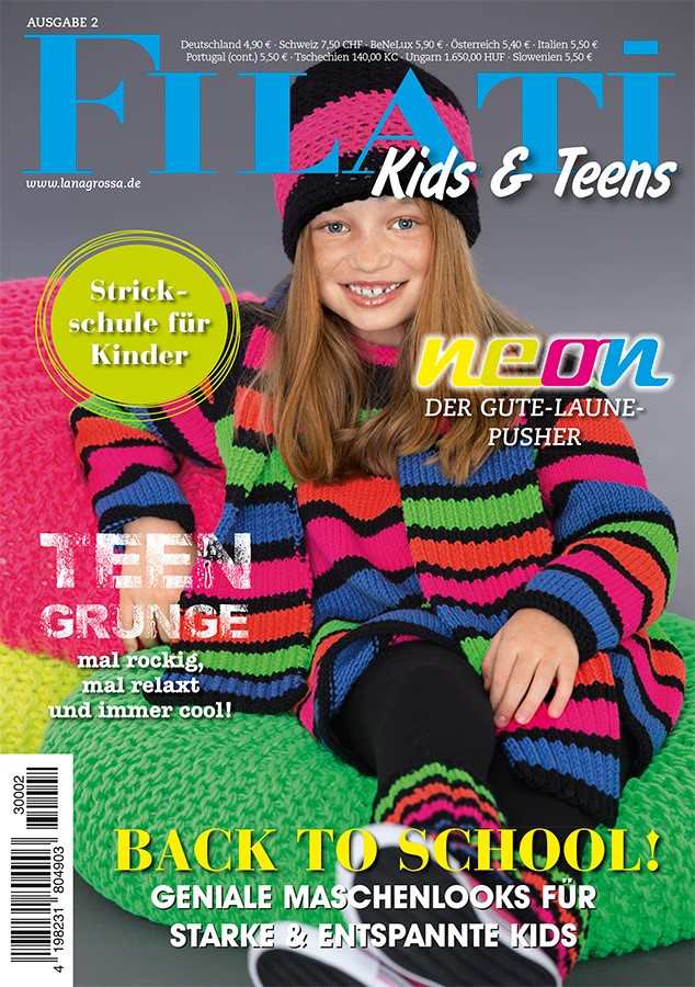 Lana Grossa FILATI Kids & Teens No. 2