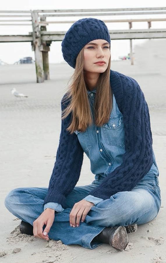 Lana Grossa SHRUG Alta Moda Alpaca