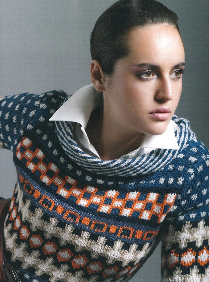 Lana Grossa PULLI Cool Wool big/Lace Lux