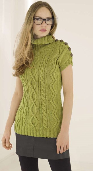 Lana Grossa Pullunder COOL WOOL