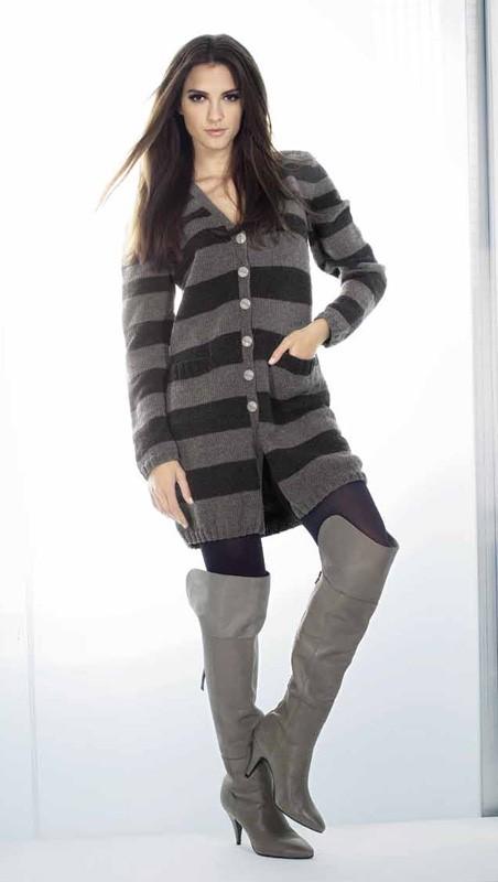 Lana Grossa JACKE Cool Wool big