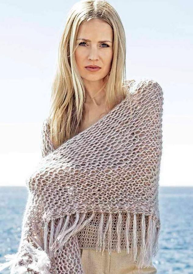 Lana Grossa STOLA Silkhair/Lace Lux