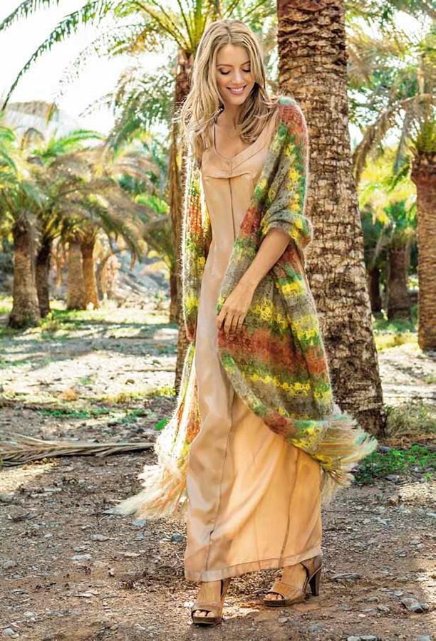 Lana Grossa XL-Stola Silkhair Print