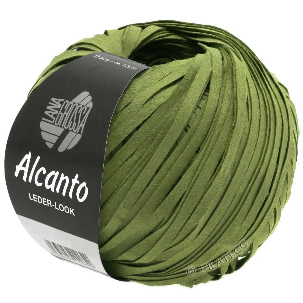 Lana Grossa ALCANTO | 17-Olivgrün