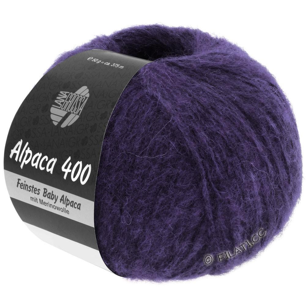 Lana Grossa ALPACA 400 | 05-Violett