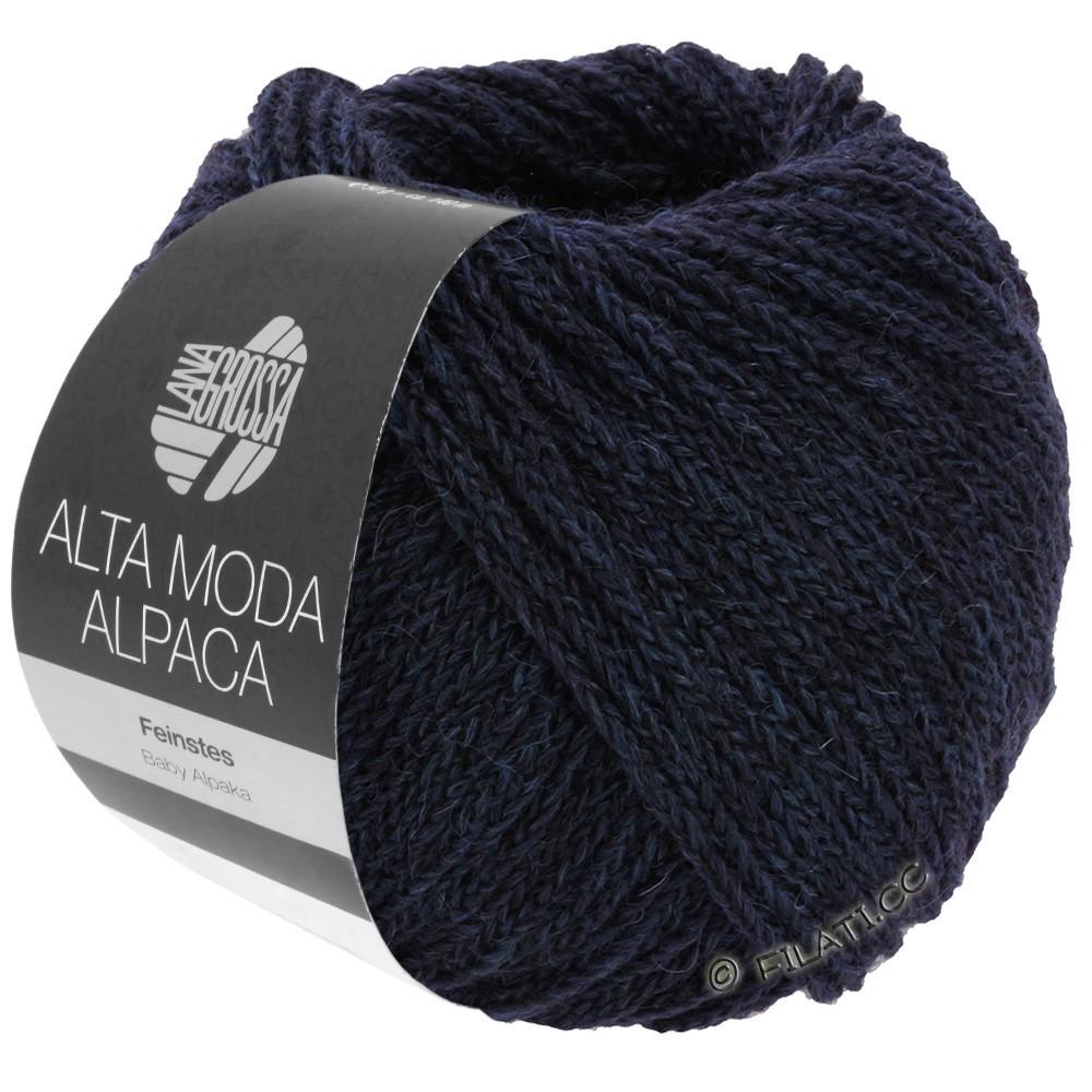 Lana Grossa ALTA MODA ALPACA | 05-Nachtblau
