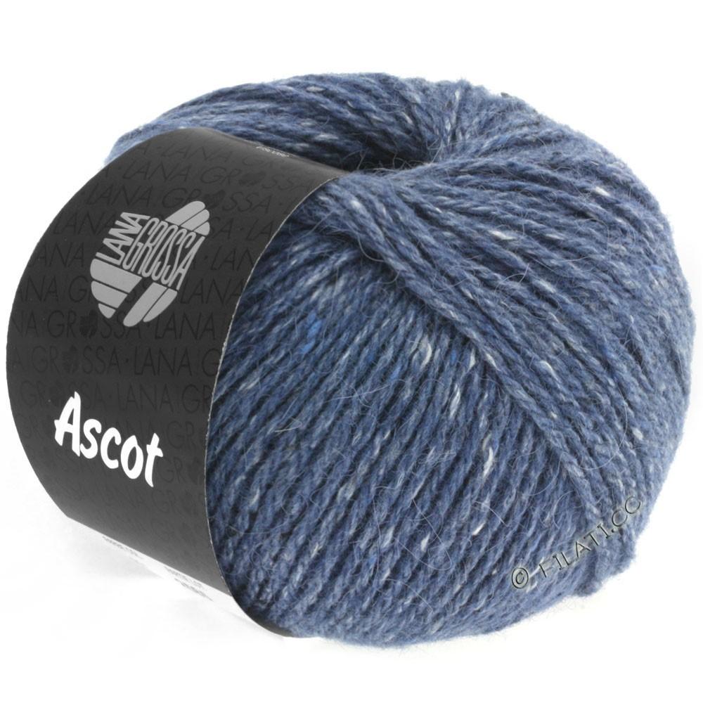 Lana Grossa ASCOT | 13-Jeansblau meliert
