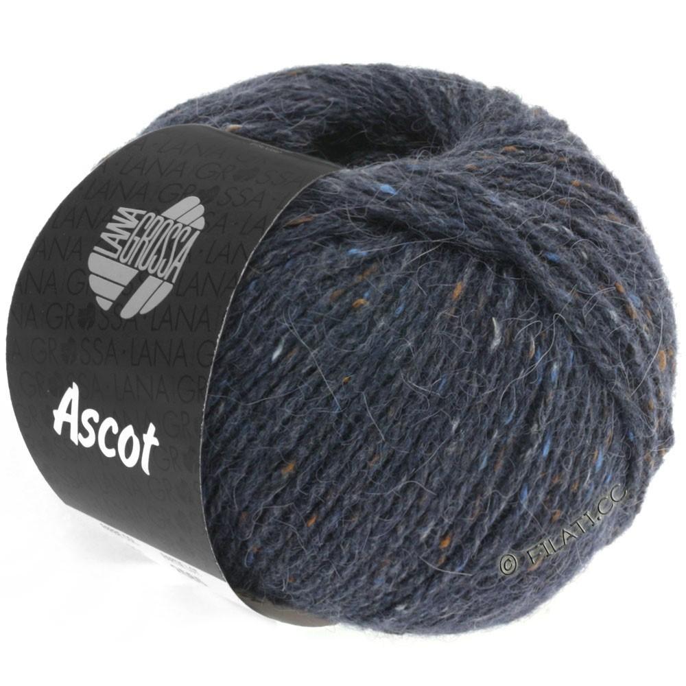 Lana Grossa ASCOT | 14-Nachtblau meliert