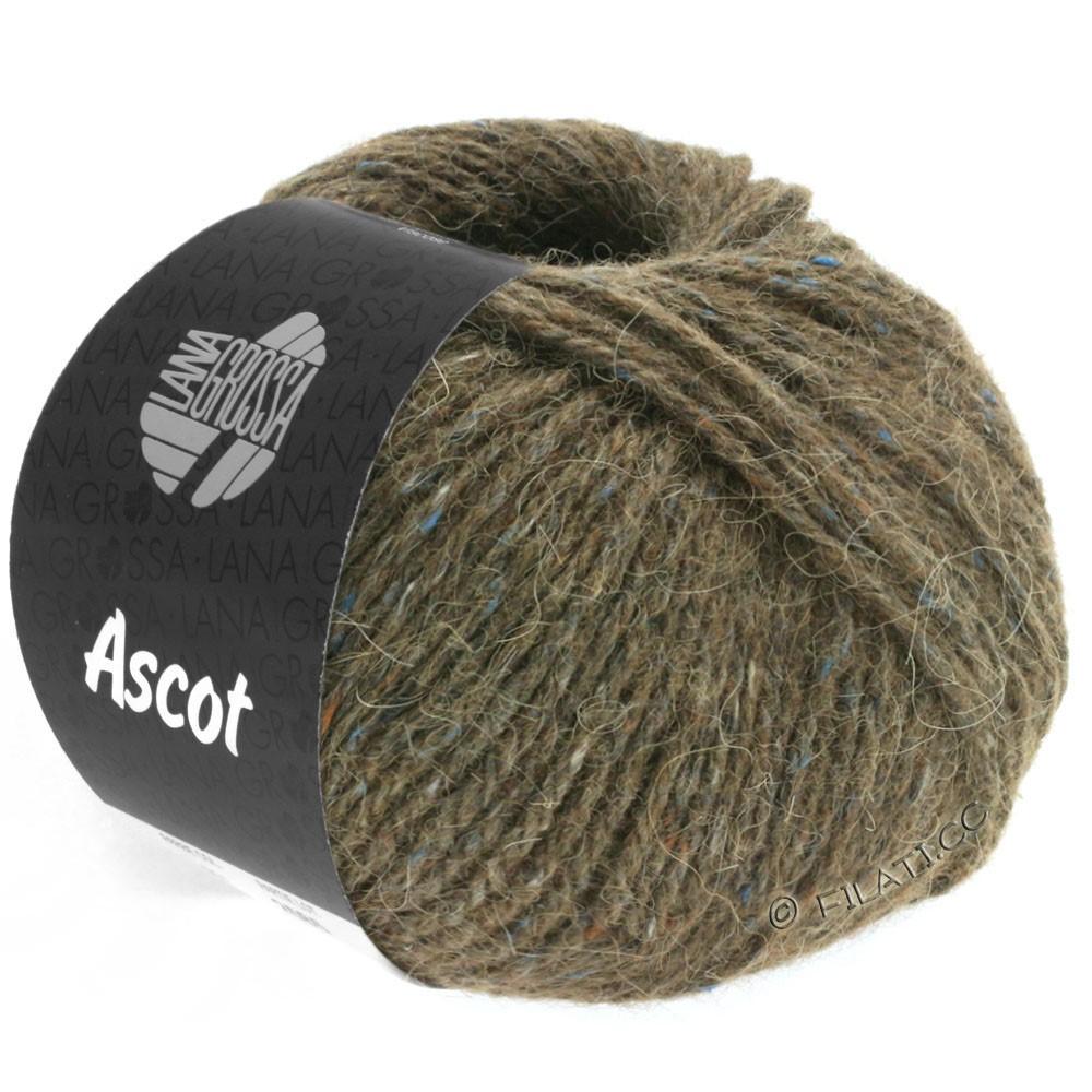 Lana Grossa ASCOT | 24-Khaki meliert