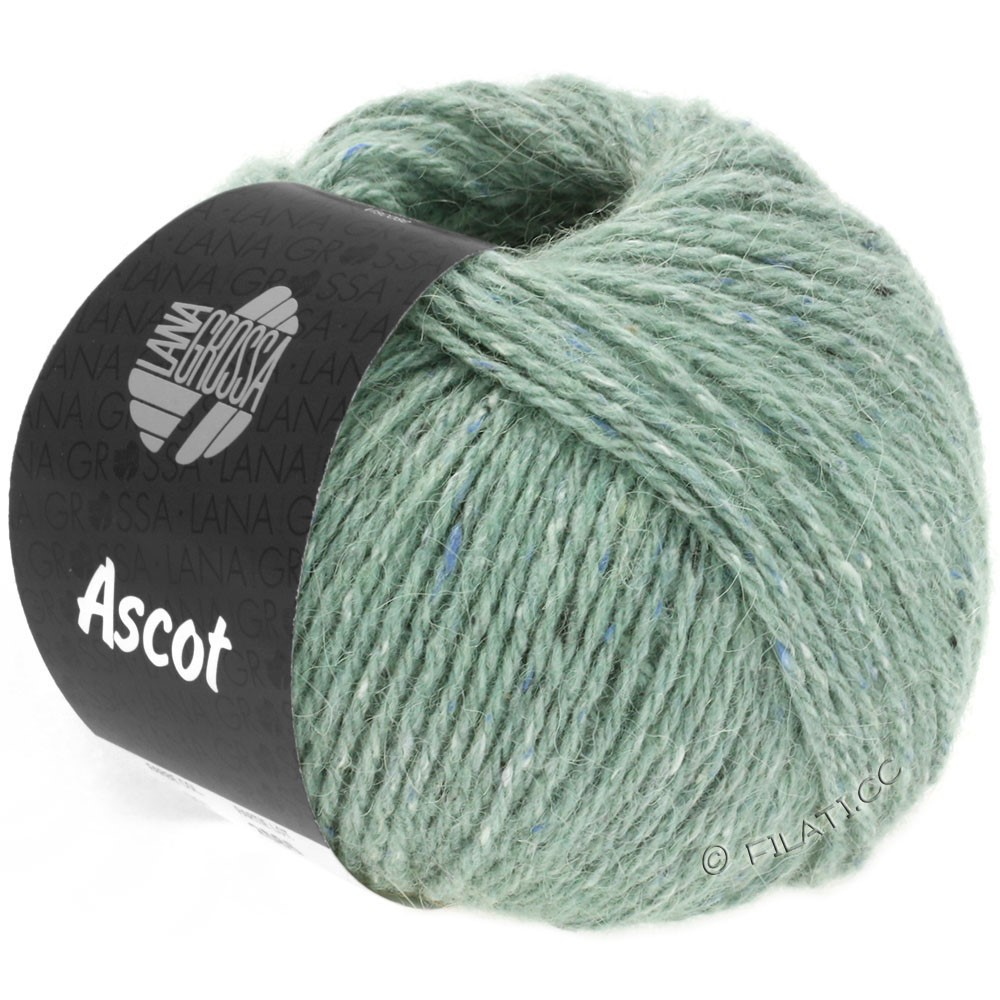 Lana Grossa ASCOT | 29-Mintgrün meliert