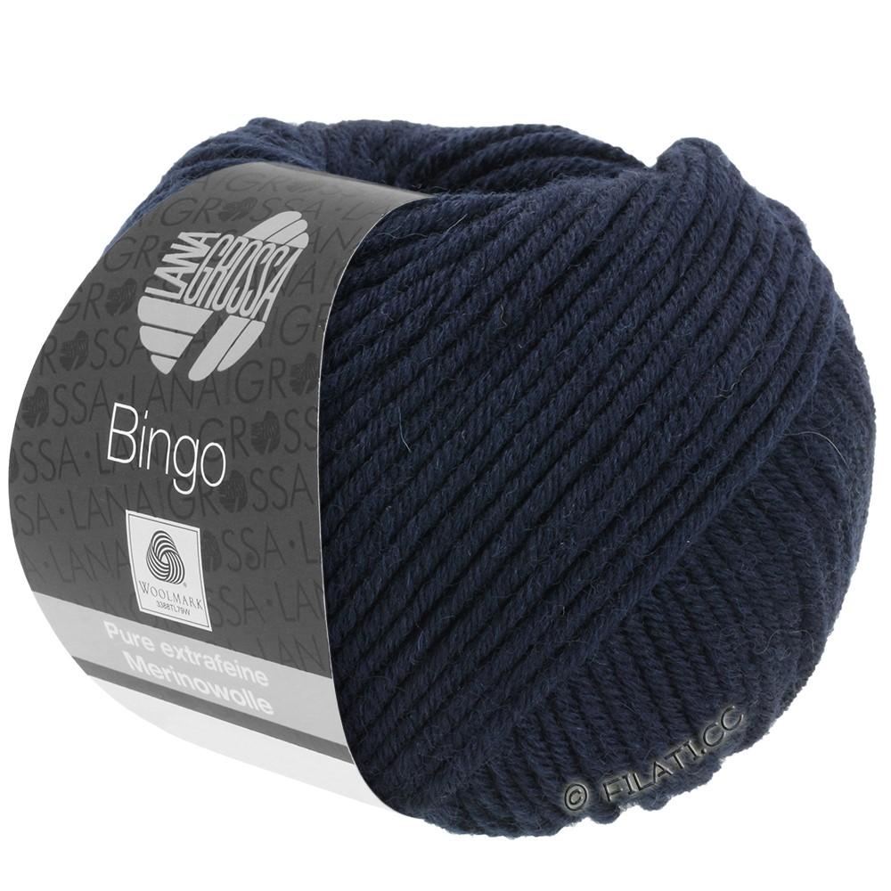 Lana Grossa BINGO  Uni/Melange | 008-Nachtblau