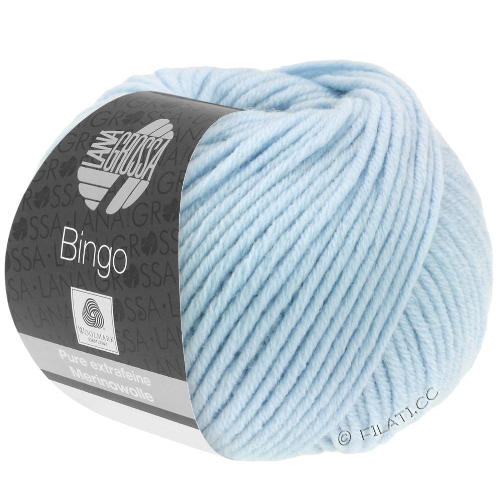 Lana Grossa BINGO  Uni/Melange | 056-Eisblau