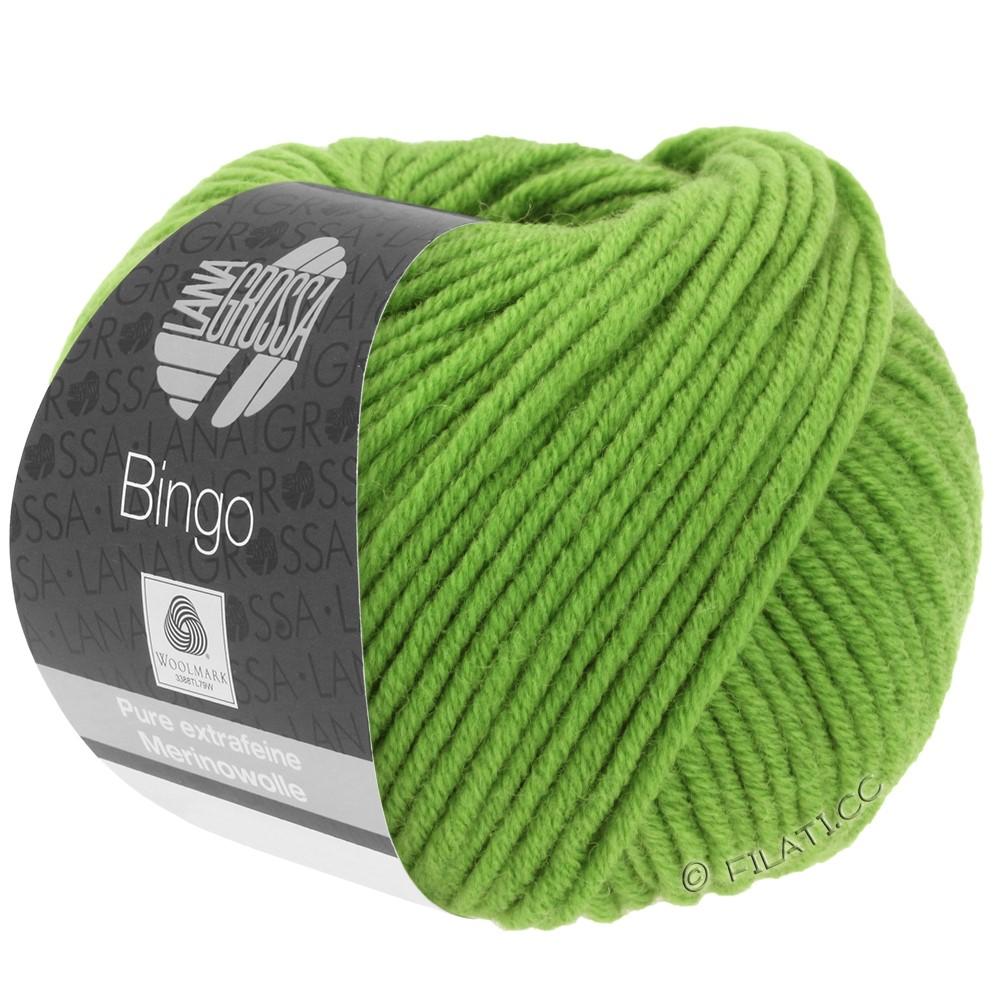 Lana Grossa BINGO  Uni/Melange | 088-Apfelgrün