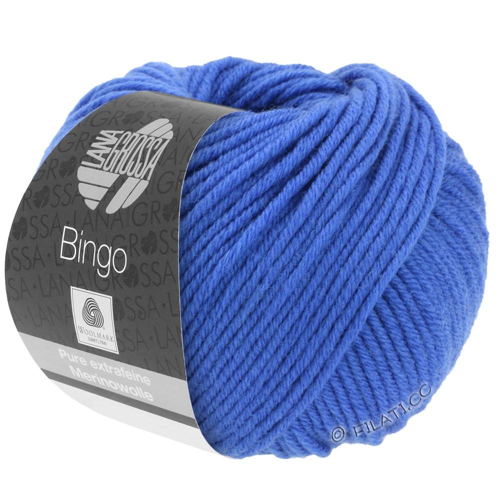 Lana Grossa BINGO  Uni/Melange | 090-Kobaltblau