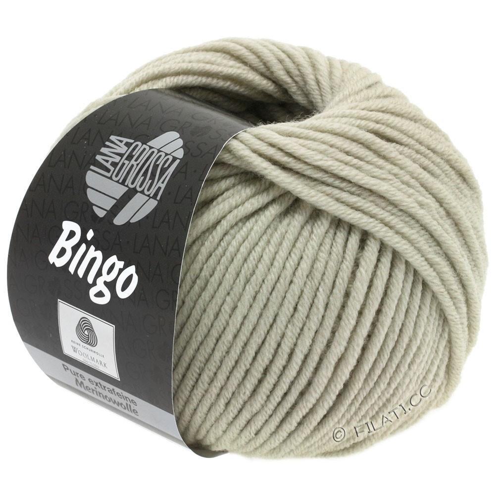 Lana Grossa BINGO  Uni/Melange | 175-Graubeige