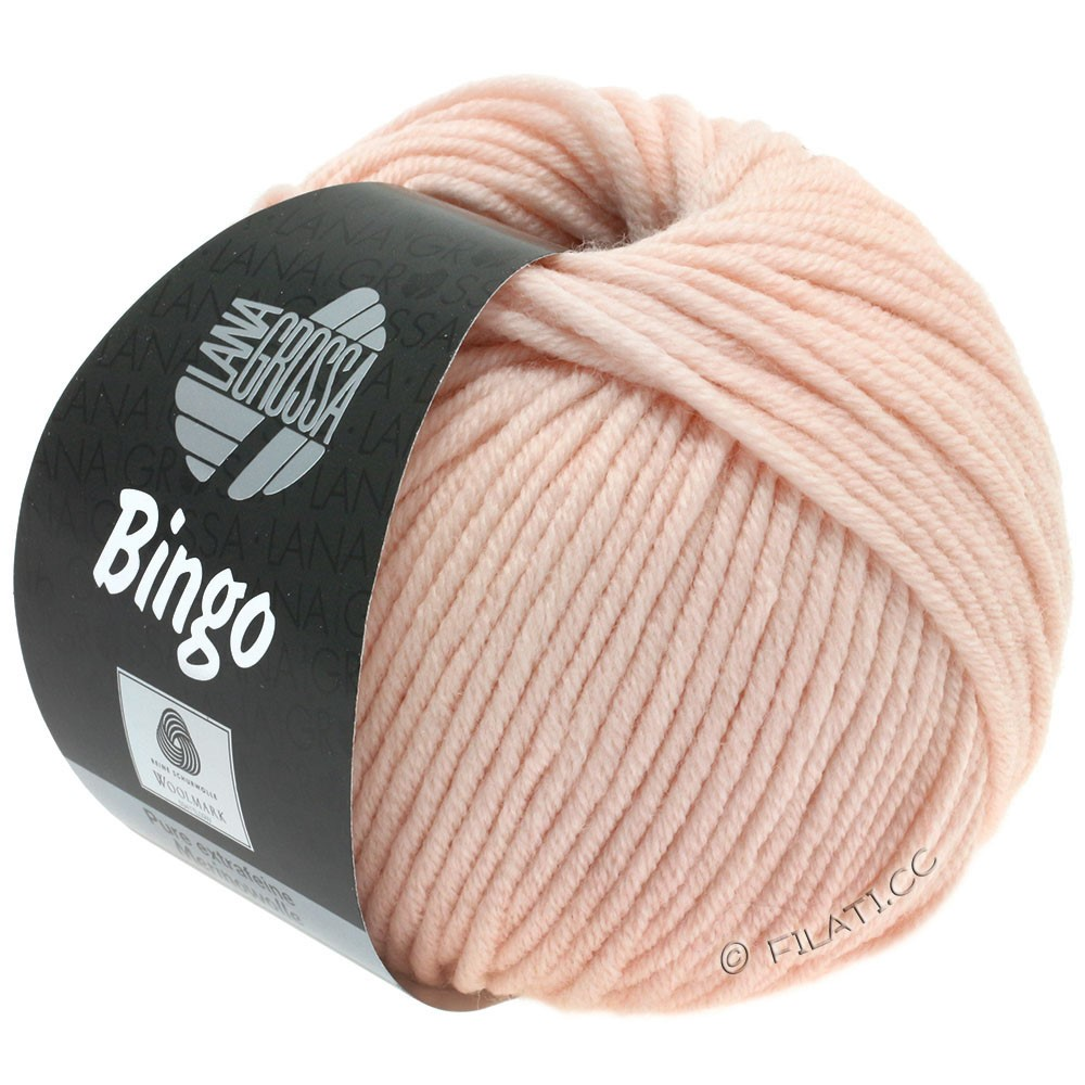Lana Grossa BINGO  Uni/Melange | 177-Puder